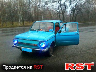 ЗАЗ Запорожец 968М, обмен 1993