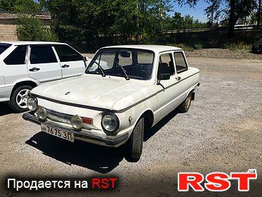 ЗАЗ Запорожец 968м 1988
