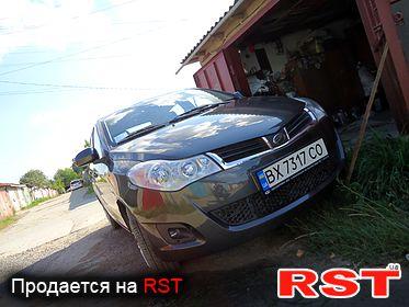 ЗАЗ Forza  2015